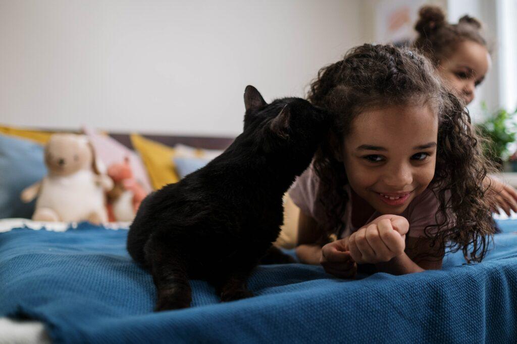 bambini tep therapy gatti